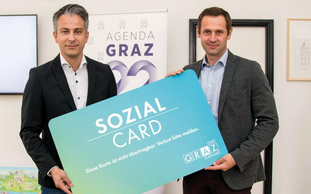 Reform der SozialCard: Treffsicher und zweckgemäß helfen